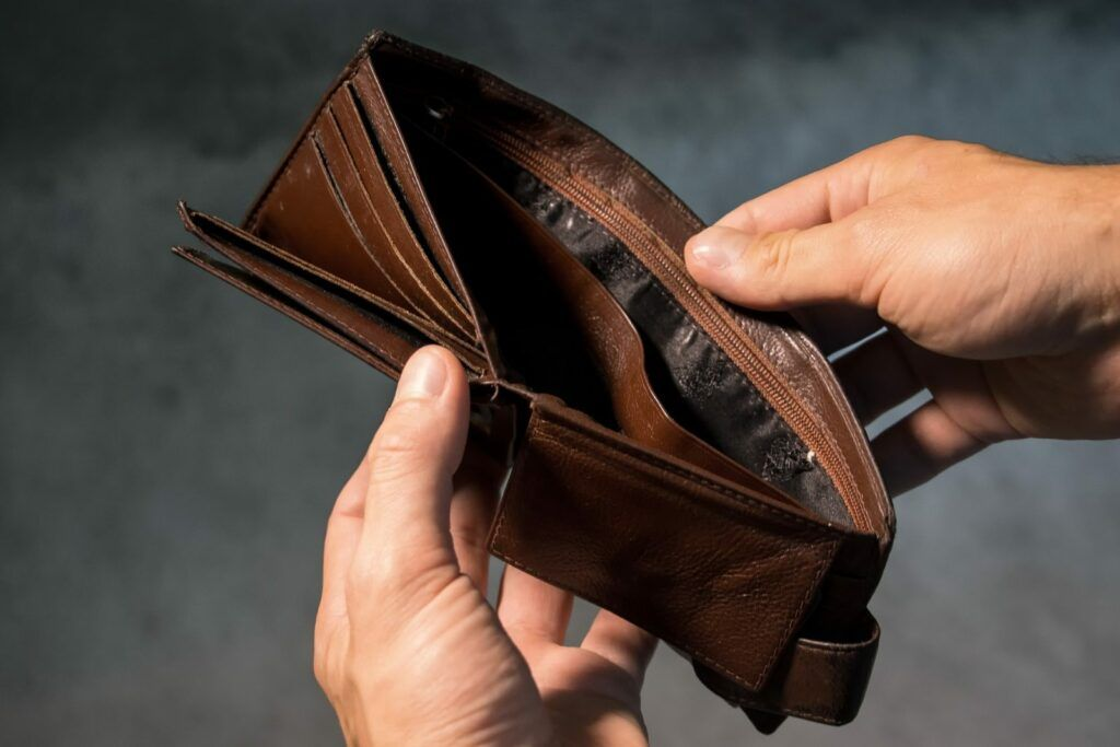 Díky kontokorentu lze mít finanční rezervu pro případ neočekávaných výdajů.