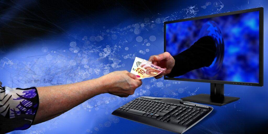 Rychlá online půjčka umožňuje připsání peněz na účet během několika málo minut.