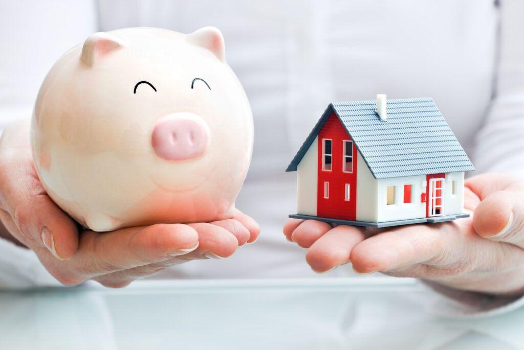 U MONETA Money Bank je možné sjednat jak účelovou, tak americkou hypotéku.
