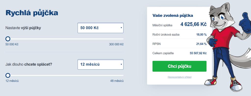 Smart půjčku je dnes možné sjednat pouze online na webových stránkách smartpujcka.cz.