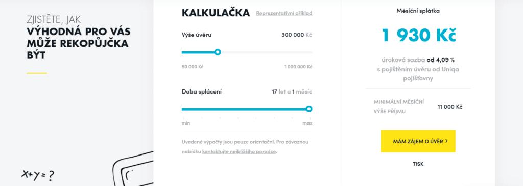 K orientačnímu výpočtu splátek slouží kalkulačka půjčky na rekonstrukci na webu Rsts.cz.