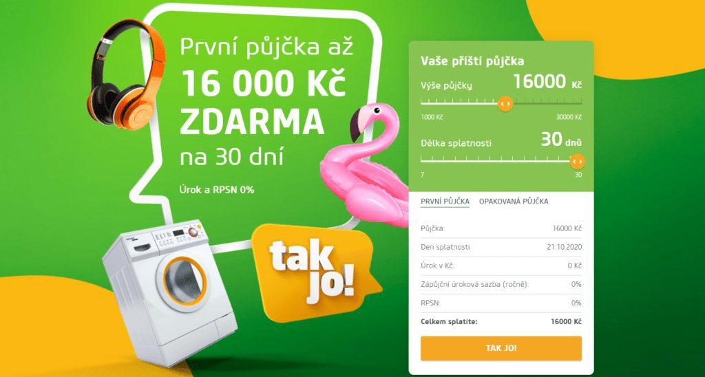 Žádost o Zaplo půjčku se podává na webových stránkách Zaplo.cz.